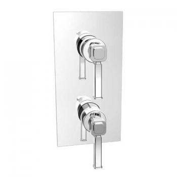 Heritage Somersby Recessed Thermostatic Shower Valve