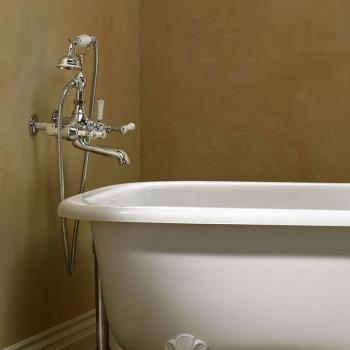 Victoria + Albert Staffordshire 15 Wall Mounted Bath Shower Mixer