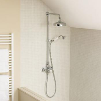 Victoria + Albert Staffordshire 20 Thermostatic Exposed Shower Kit