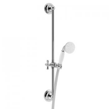 Heritage Premium Flexible Shower Kit
