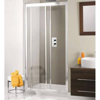 Simpsons Supreme Single Sliding Shower Door