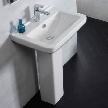 Tavistock Ion 560mm Basin & Pedestal