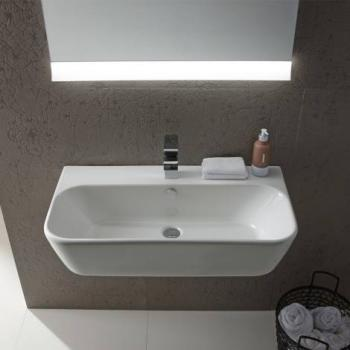 Roper Rhodes Version 850mm Wall Mounted Basin
