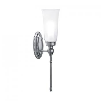 Imperial Westminster Pendant Light With Glass Shade & Bulb
