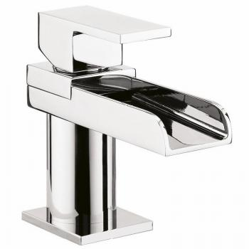 Crosswater Water Square Mini Basin Monobloc