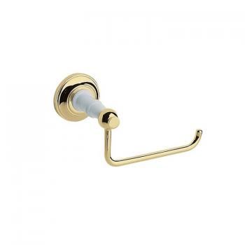 Heritage Clifton Vintage Gold Toilet Roll Holder