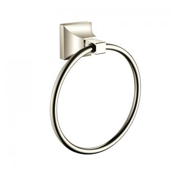 Heritage Chancery Vintage Gold Towel Ring