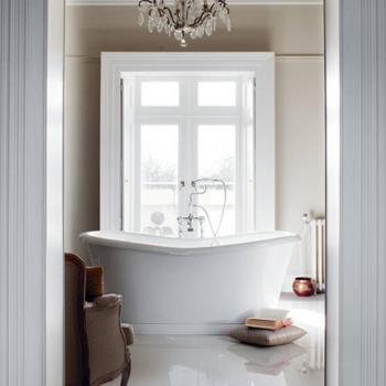 Burlington Admiral Freestanding Bath