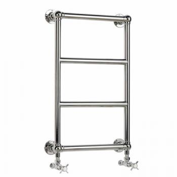 Heritage Portland Wall Mounted Heated Towel Rail