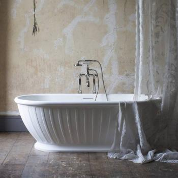 Arcade Albany Natural Stone Freestanding Bath