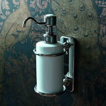 Arcade Nickel Soap Dispenser