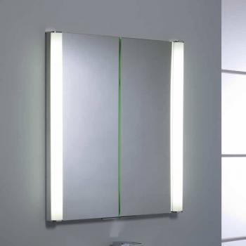 Roper Rhodes Transition Recessible Mirror Cabinet With Lighting