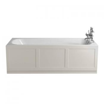 Heritage Sutherland 1700 x 750mm Cast Iron Standard Bath