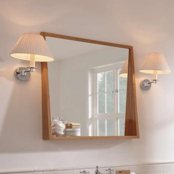 Imperial Canterbury Large Mirror With Shelf