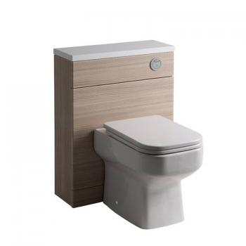 Roper Rhodes Pale Driftwood Back To Wall WC Unit & Worktop