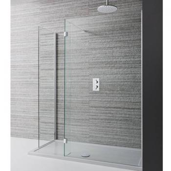 Simpsons Design 1700 x 800mm Double Sided Walk In Shower Enclosure