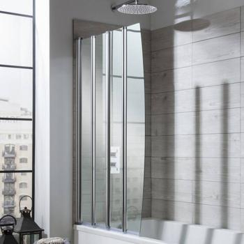Simpsons Edge Foldaway Bath Screen