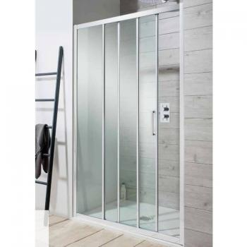 Simpsons Edge Triple Sliding Shower Door