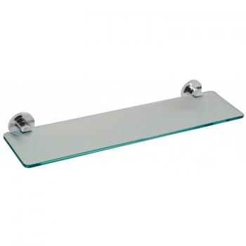 Vado Elements 558mm Frosted Glass Shelf
