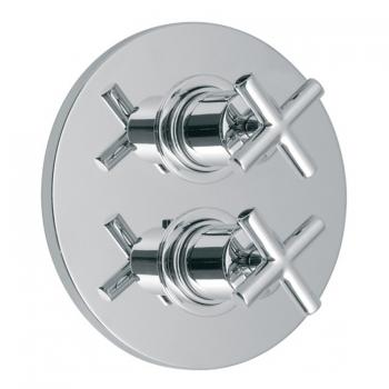 Vado Elements Single Outlet Thermostatic Shower Valve