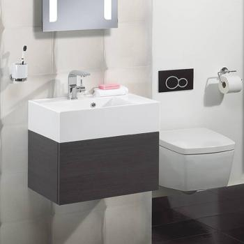 Bauhaus Elite 50 Steel Vanity Unit & Basin