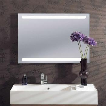 Bauhaus Elite 70 Back Lit Mirror