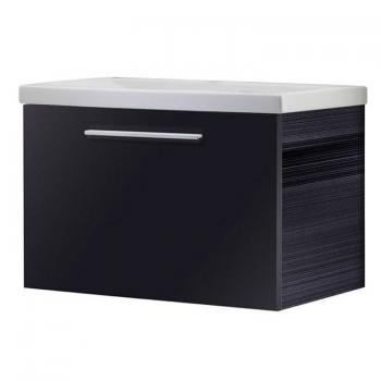 Roper Rhodes Envy Anthracite 700mm Wall Mounted Unit & Basin