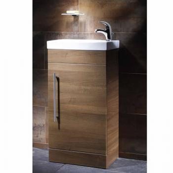 Roper Rhodes Esta Walnut 460mm Freestanding Unit & Basin
