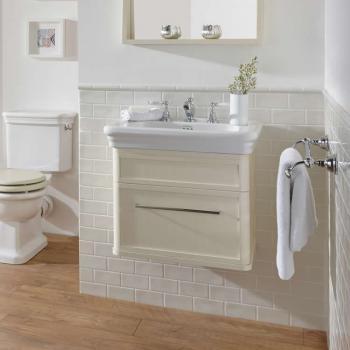 Imperial Etoile Canterbury Medium Wall Hung Vanity Unit & Basin