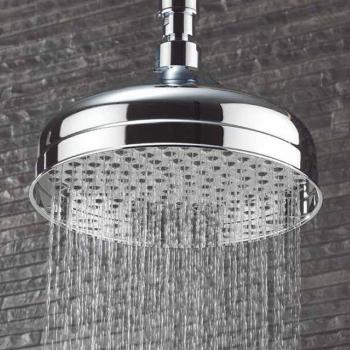Crosswater Belgravia 200mm Fixed Shower Head