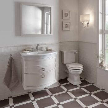 Imperial Firenze Verona Large Wall Hung Vanity Unit & Basin