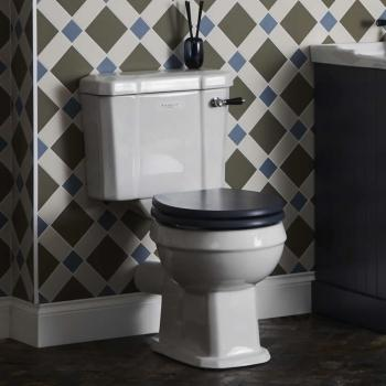 Bayswater Fitzroy Close Coupled Toilet & Cistern