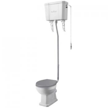 Bayswater Fitzroy Comfort Height High Level Toilet & Cistern