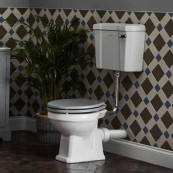Bayswater Fitzroy Low Level Toilet & Cistern
