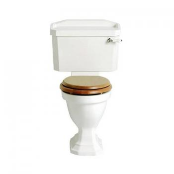 Heritage Granley Deco Comfort Height WC & Cistern