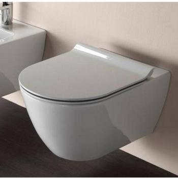 GSI Pura 50 Wall Hung Toilet & Slim Soft Close Seat