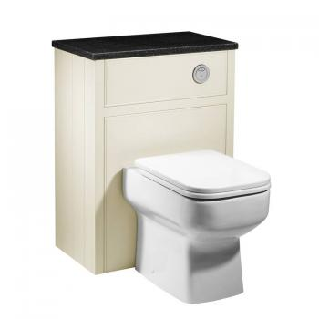 Roper Rhodes Hampton 600mm Vanilla Back To Wall WC Unit
