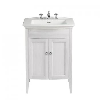 Heritage Caversham Dove Grey Vanity Unit & Blenheim Basin