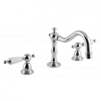 Vado Kensington Deck Mounted Basin Mixer