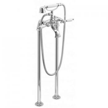 Vado Kensington Floorstanding Bath Shower Mixer With Kit