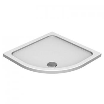 Kudos Kstone Quadrant 45mm Shower Tray & Waste