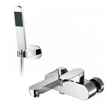 Vado Life Wall Mounted Bath Shower Mixer With Kit