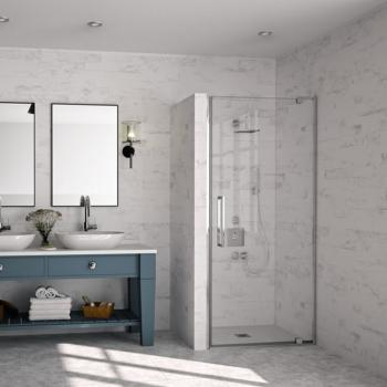 Merlyn 10 Series Pivot Shower Door