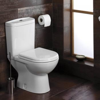 Tavistock Micra Short Projection Toilet & Soft Closing Seat