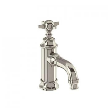 Arcade Nickel Mini Mono Single Lever Basin Mixer