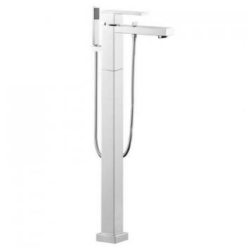 Vado Notion Floorstanding Bath Shower Mixer With Kit