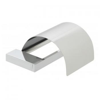 Vado Phase Covered Toilet Roll Holder