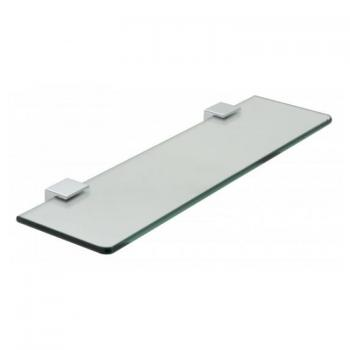 Vado Phase 450mm Frosted Glass Shelf
