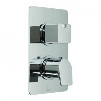 Vado Photon Single Outlet Thermostatic Shower Valve