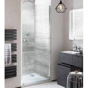 Simpsons Pier Hinged Shower Door